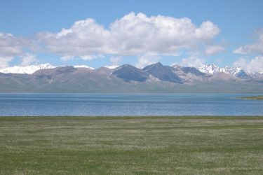 Aktieve reis Issy Kul Hemelse Bergen Bishkek Kirgizië of beklim Peak Lenin   Snow Leopard 11
