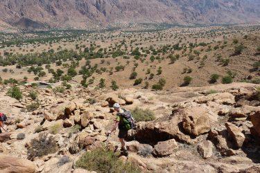 Trektocht Tafraoute Jbel Saghro Atlas Marrakech Marokko | Snow Leopard (13)