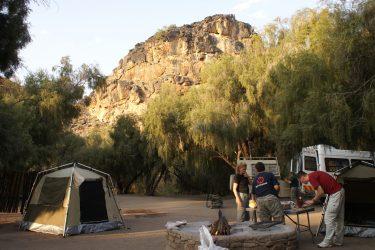 Wandelreis Namibië Etosha Windhoek woestijn sossusvlei | Snow Leopard 02