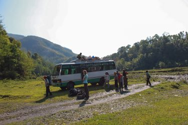 Mardi Himal trektocht en/of beklimming kort (Annapurna, Nepal) | Schmaal | Snow Leopard (1)