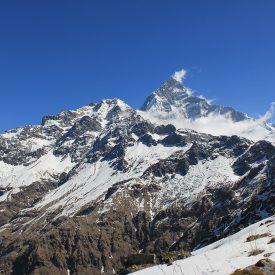 Mardi Himal trektocht en/of beklimming kort (Annapurna, Nepal) | Schmaal | Snow Leopard (10)