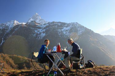 Mardi Himal trektocht en/of beklimming kort (Annapurna, Nepal) | Schmaal | Snow Leopard (8)