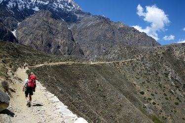 Trektocht Phu en Nar Annapurna Nepal | Snow Leopard (33)
