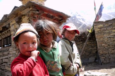 Trektocht Phu en Nar Annapurna Nepal | Snow Leopard (35)