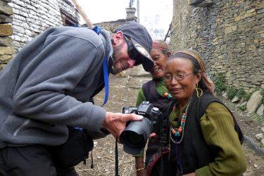 Trektocht Phu en Nar Annapurna Nepal | Snow Leopard (36)