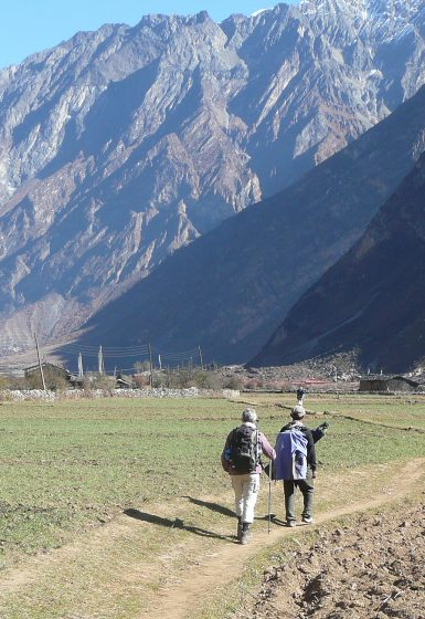 Trektocht Tsum Valley met Ganesh Basiskamp | Snow Leopard (16)