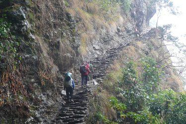 Trektocht Tsum Valley met Ganesh Basiskamp | Snow Leopard (2)