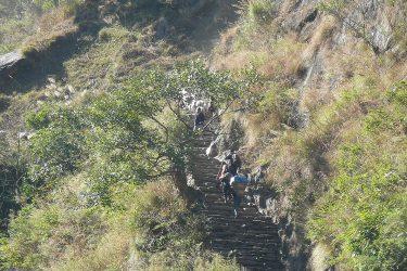 Trektocht Tsum Valley met Ganesh Basiskamp | Snow Leopard (61)