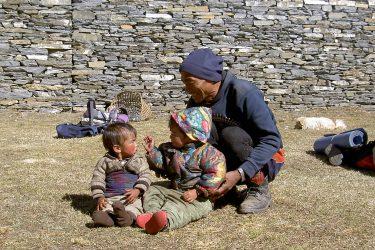 Trektocht Tsum Valley met Ganesh Basiskamp | Snow Leopard (75)