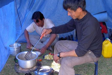 Trektocht Tsum Valley met Ganesh Basiskamp | Snow Leopard (88) staff