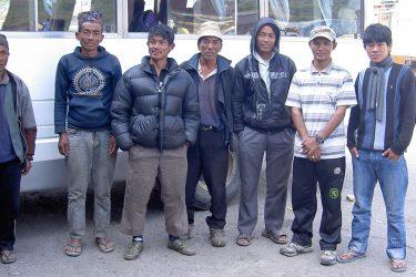 Trektocht Tsum Valley met Ganesh Basiskamp | Snow Leopard (89) staff