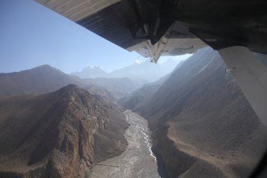 Trektocht alpiene beklimming expeditie - nepal - mustang - saribung (1)