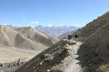 Trektocht alpiene beklimming expeditie - nepal - mustang - saribung (14)