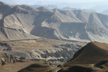 Trektocht alpiene beklimming expeditie - nepal - mustang - saribung (19)