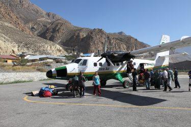 Trektocht alpiene beklimming expeditie - nepal - mustang - saribung (2)
