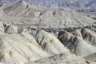 Trektocht alpiene beklimming expeditie - nepal - mustang - saribung (22)