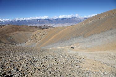 Trektocht alpiene beklimming expeditie - nepal - mustang - saribung (26)