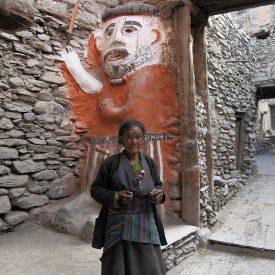 Trektocht alpiene beklimming expeditie - nepal - mustang - saribung (3)