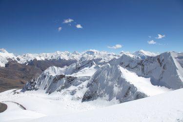Trektocht alpiene beklimming expeditie - nepal - mustang - saribung (32)