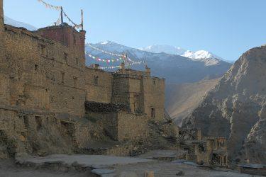 Trektocht alpiene beklimming expeditie - nepal - mustang - saribung (37)