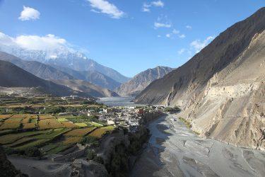 Trektocht alpiene beklimming expeditie - nepal - mustang - saribung (4)