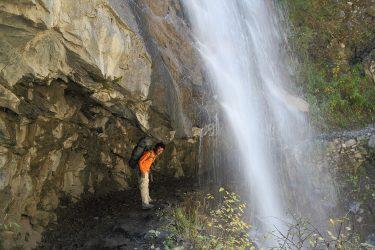 Trektocht alpiene beklimming expeditie - nepal - mustang - saribung (41)