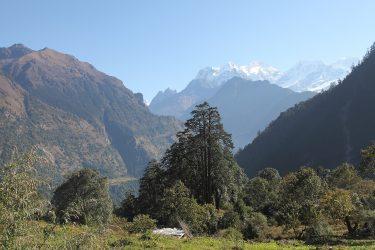 Trektocht alpiene beklimming expeditie - nepal - mustang - saribung (43)