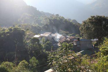 Trektocht alpiene beklimming expeditie - nepal - mustang - saribung (45)