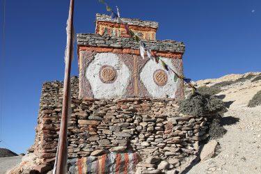 Trektocht alpiene beklimming expeditie - nepal - mustang - saribung (9)