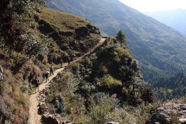 Trektocht Numbur Sherpagebied Everest Nepal | Snow Leopard (11)