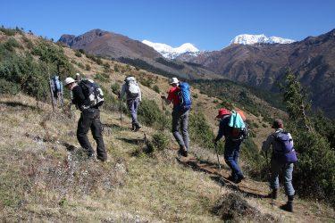Trektocht Numbur Sherpagebied Everest Nepal | Snow Leopard (21)
