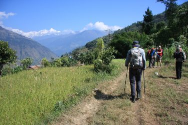 Trektocht Numbur Sherpagebied Everest Nepal | Snow Leopard (3)
