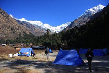 Trektocht Numbur Sherpagebied Everest Nepal | Snow Leopard (41)