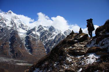 Trektocht Numbur Sherpagebied Everest Nepal | Snow Leopard (55)