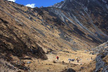 Trektocht Numbur Sherpagebied Everest Nepal | Snow Leopard (57)