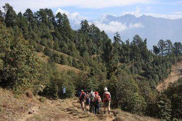 Trektocht Numbur Sherpagebied Everest Nepal | Snow Leopard (7)