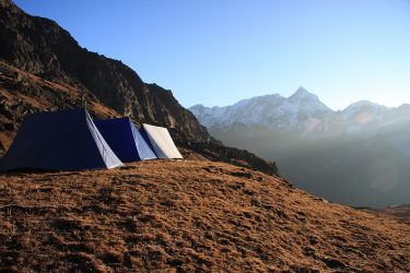 Trektocht Numbur Sherpagebied Everest Nepal | Snow Leopard (71)