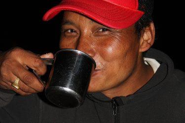 Trektocht Numbur Sherpagebied Everest Nepal | Snow Leopard (93) staff