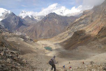 Trektocht Cordillera Blanca Alpamayo Peru | Snow Leopard (01)
