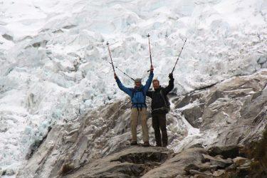Trektocht Cordillera Blanca Alpamayo Peru | Snow Leopard (12)