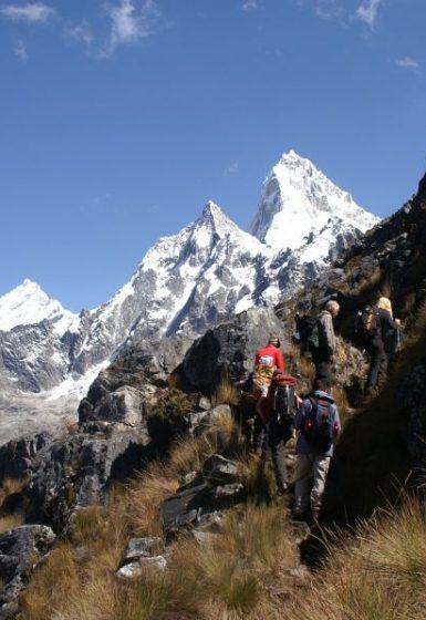 Trektocht Cordillera Blanca Alpamayo Peru | Snow Leopard (14)