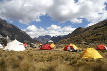 Trektocht Cordillera Blanca Alpamayo Peru | Snow Leopard (15)