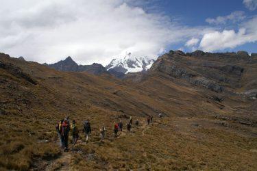 Trektocht Cordillera Blanca Alpamayo Peru | Snow Leopard (17)