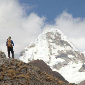 Trektocht Cordillera Blanca Alpamayo Peru | Snow Leopard (18)
