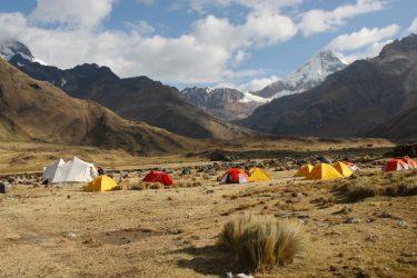 Trektocht Cordillera Blanca Alpamayo Peru | Snow Leopard (20)
