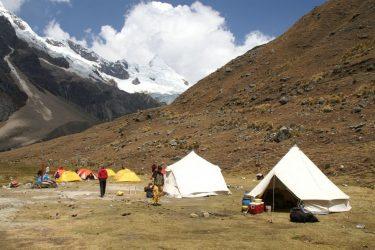 Trektocht Cordillera Blanca Alpamayo Peru | Snow Leopard (23)