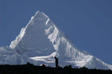 Trektocht Cordillera Blanca Alpamayo Peru | Snow Leopard (24)