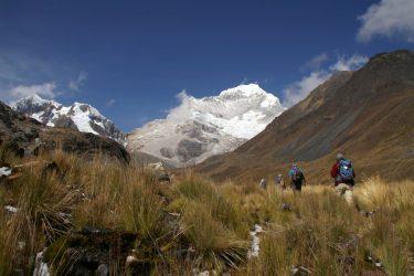 Trektocht Cordillera Blanca Alpamayo Peru | Snow Leopard (25)