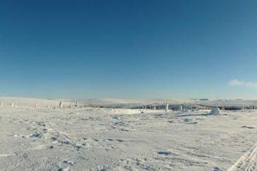 Sneeuwschoenwandelen reis Lapland Poolcircel Finland | Snow Leopard (05)