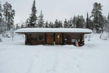 Sneeuwschoenwandelen reis Lapland Poolcircel Finland | Snow Leopard (16)